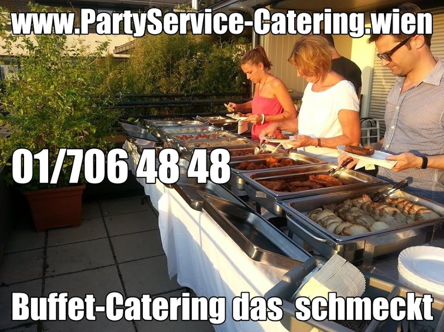 preiswertes Buffet Catering